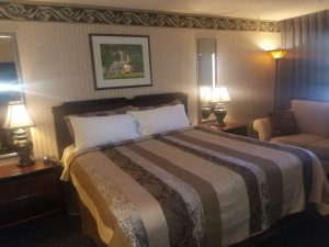 Bed Hotel Room